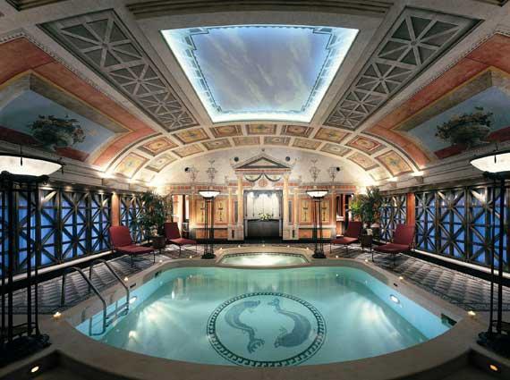 Camere hotel principe di savoia milano for Hotel milan